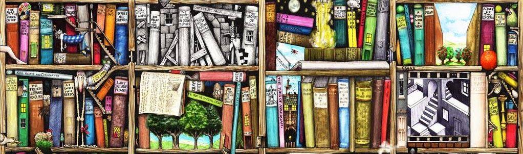 Kniha za knihou